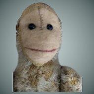 Miniature Alpha Farnell Mascot Monkey / Bear.