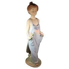 Lladro Retired Figurine