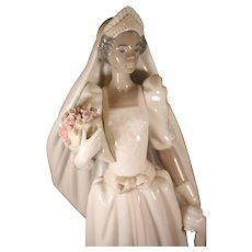 "Lladro's beautiful ""The Black Bride"""