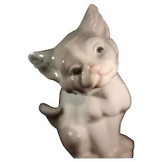 Lladro's little rascal Kittens