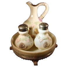 Northwood Custard Condiment Set