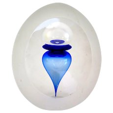 Scandinavian Glass Art, Hanne Dreutler and Arthur Zirnsack Studio Ahus, Sweden 1994