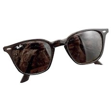 Vintage RAY BAN Sunglasses Sun Glasses 4258 RB4258 Black Frames Ray-Ban Estate