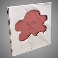 STERLING Silver CUNILL Picture Photo Frame CLOUDS Design Agatha Ruiz De La Prada