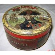 High Admiral Tobacco Tin