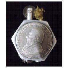 Trench Art Cigarette Lighter Circa  1914-1918