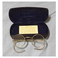 'Hadley' John Lennon Type Spectacles