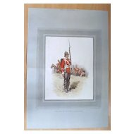 The South Wales Borderers - The Graphic 1887