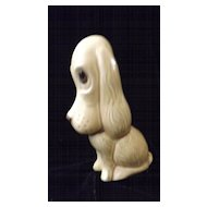 Sylvac Spaniel Dog ornament