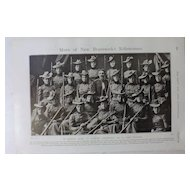 New Brunswick's Riflewomen -The Army and Navy Illustrated 1900
