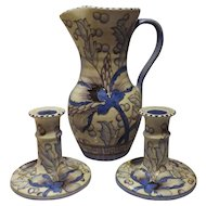 Charlotte Rhead Bursley Ware Jug Vase