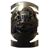 RMS Ormonde Napkin Ring