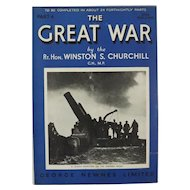 The Great War By Rt. Hon. Winston Churchill in 26 Parts