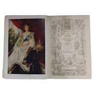 Queen Elizabeth Coronation 1953 - The Illustrated London News