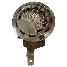 E.A. Labarotories Pancake Type 1920's Motor Car or Motorcycle Horn