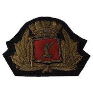 Bibby Line Cap Insignia