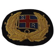 Southern Railways UK -  Cap Insignia
