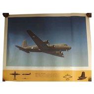 WW11 USA Original Propaganda Photographic Print - Douglas C - 54 SKYMASTER