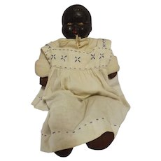 Early 1900'S Black Baby Doll