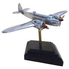 Trench Art  WW11 Bristol Blenheim Fighter/Bomber