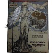 """Theatre Program """"The London Coliseum"""" 1914"""