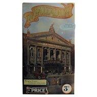 The Palladium Oxford Circus London - 1916 Programme