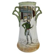 Alfred Jingle Royal Doulton Vase D8993