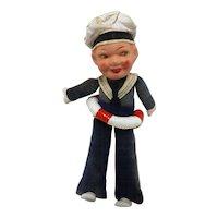 M.S. Johan van Oldenbarnevelt  - Souvenir Sailor Doll