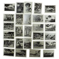 A Pack of 50 FIJIAN Tourist  Photo Cards Circa 1940