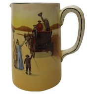 Royal Doulton Coaching Series Medium Milk Jug