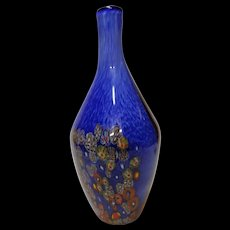 MURANO Millefiori Vase - Stunning piece Big, Bold, & Beautiful