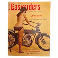 Easyriders Bikers Magazine - January 1974