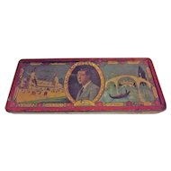 British Exhibition Souvenir Tin By Rowntree & Co -1924