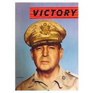 VICTORY Magazine Vol. 2  No 6 - 1945