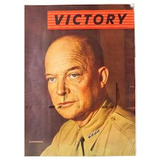 VICTORY Magazine Vol. 2  No. 1  - 1944