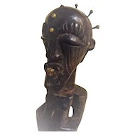 African Tribal Fetish  Doll - Early 1900's
