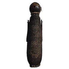 Tribal  DINKA  Doll - Africa Mid 20th Century
