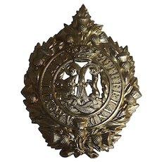 Argyll & Sutherland World War One Army Badge