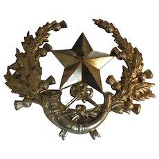 Cameronians Scottish Rifles World War One Badge