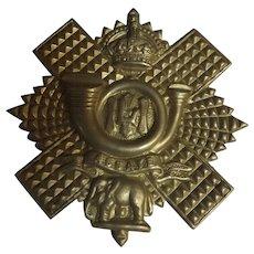 Black Watch World War One Badge