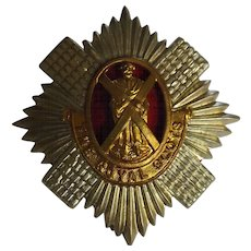 The Royal Scots World War One Badge