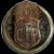 Touring Club Peru Car Badge