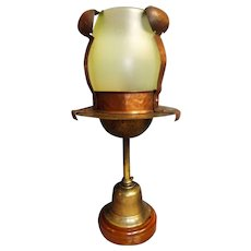 Arts & Crafts Table Lamp Circa 1910