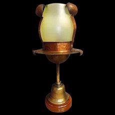 Arts & Crafts Table Lamp Circa 1910