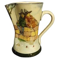 Royal Doulton 'Gallant Fishers' Tudor Jug