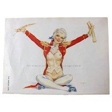 The VARGAS Girl - PlayboyMagazine July 1975