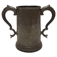 BURTON Rowing Club England 1872 Trophy Tankard - Opening Scratch Races