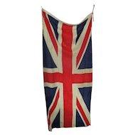 Old Union Jack Large Flag