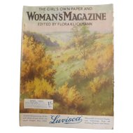The Girls Own Paper & Woman's Magazine - Great Britain April 1925