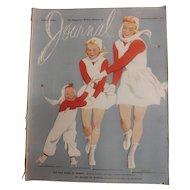 Ladies Home Journal Magazine - Feburary 1951
